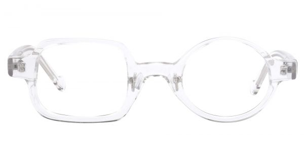 Claude Geometric eyeglasses