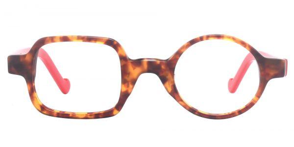 Claude Geometric eyeglasses
