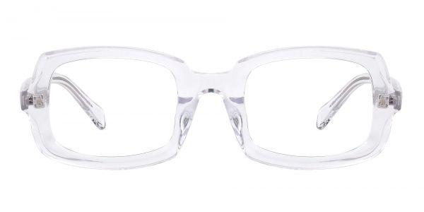 Madison Square Prescription Glasses - Clear