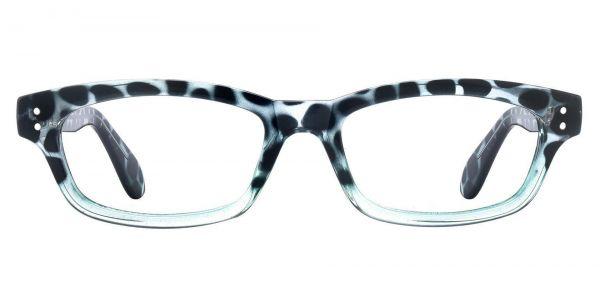 Panthera Rectangle eyeglasses