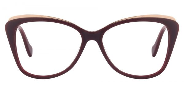 Lorena Cat Eye eyeglasses