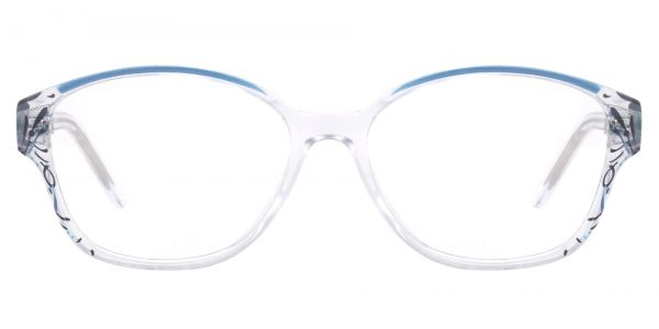 Price Oval eyeglasses