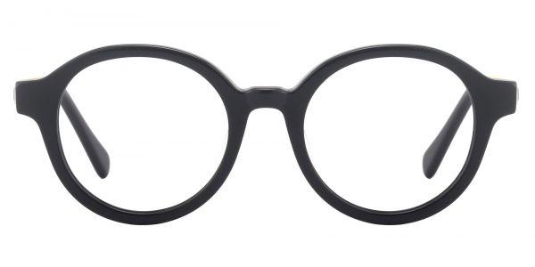 Champ Round eyeglasses