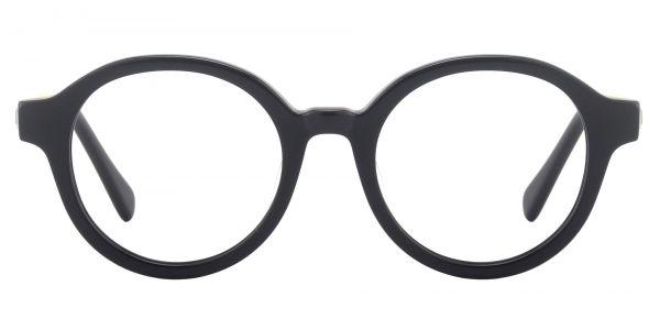 Steel City Round eyeglasses