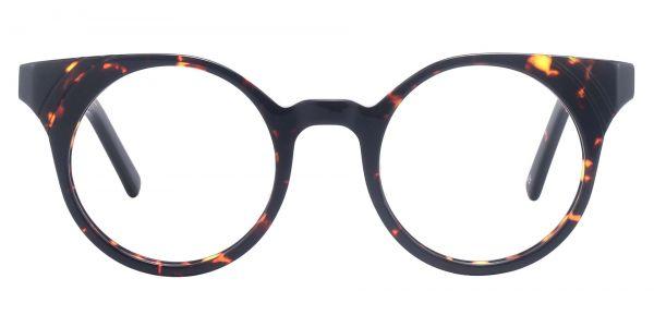 Medina Round eyeglasses