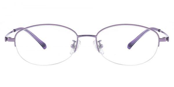 Shirley Oval eyeglasses