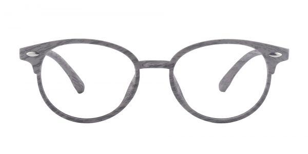 Meridian Round eyeglasses