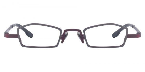 Newsom Geometric eyeglasses