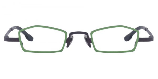 Newsom Geometric eyeglasses