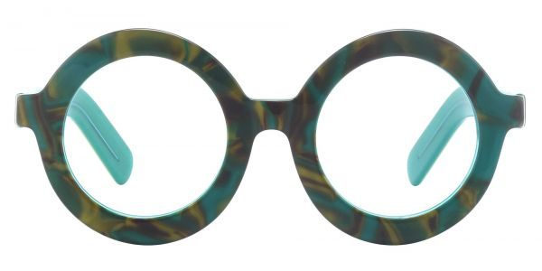 Dallas Round eyeglasses