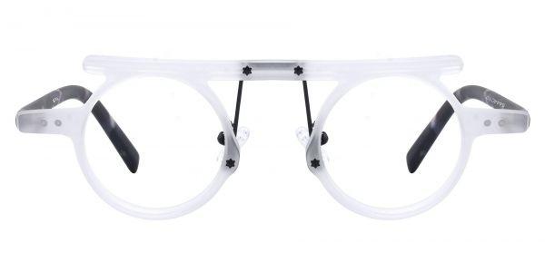 Pagoda Round eyeglasses