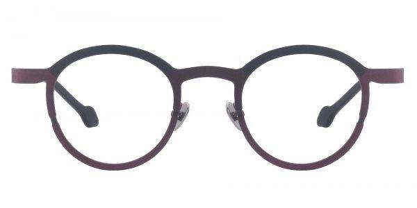 Clarendon Round eyeglasses