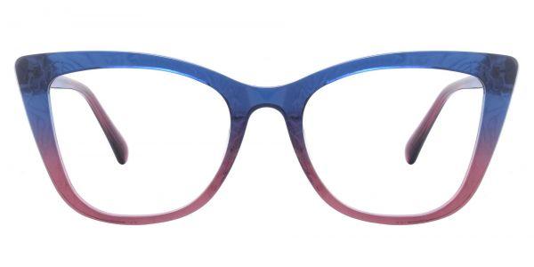 Louisa Cat Eye eyeglasses