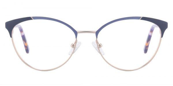Lisette Oval eyeglasses