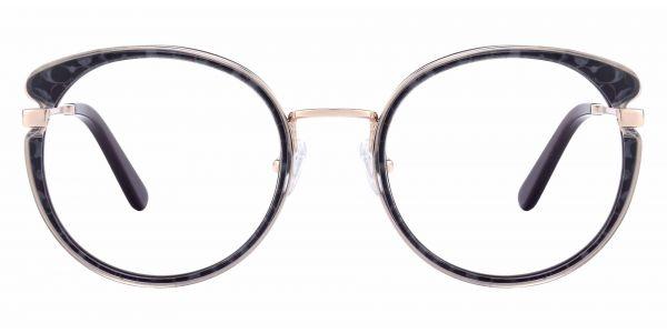 Silva Round eyeglasses