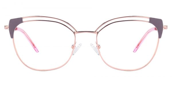 Rice Oval eyeglasses