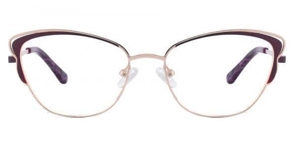 Dickinson Cat Eye eyeglasses