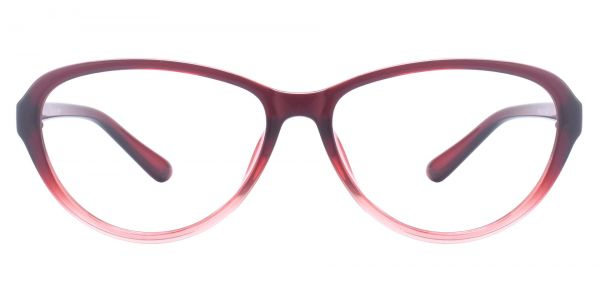 Georgiana Oval eyeglasses