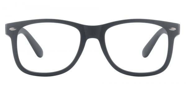 Boise Square Prescription Glasses - Black