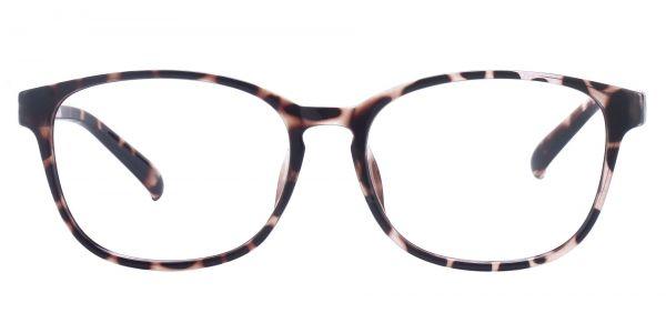 Samson Rectangle Prescription Glasses - Tortoise