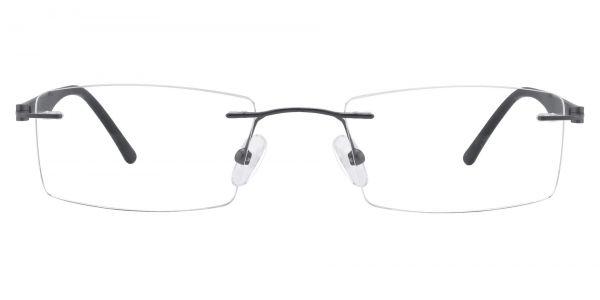 Jerome Rimless eyeglasses