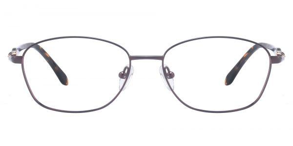 Caprice Oval eyeglasses