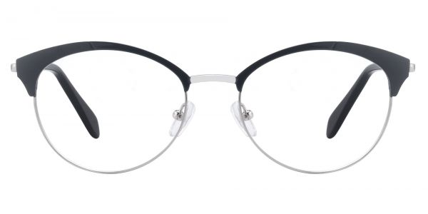 Mia Browline eyeglasses