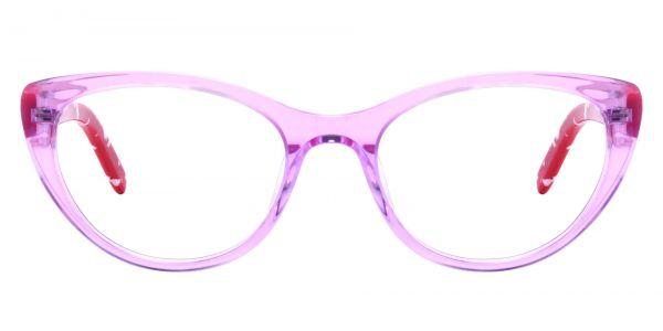 Calico Cat Eye eyeglasses