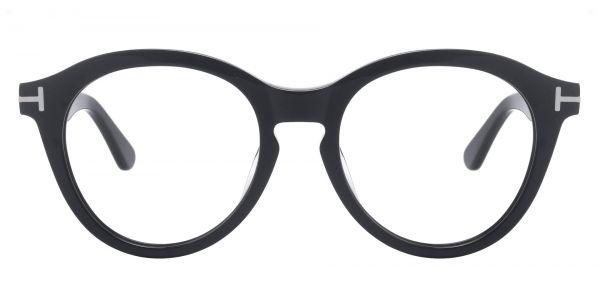 Hayden Round eyeglasses