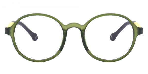 Falcon Oval eyeglasses