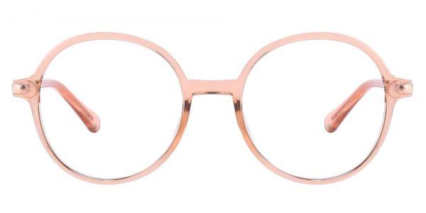Waldron Round Prescription Glasses - Brown