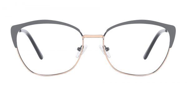 Paris Browline eyeglasses