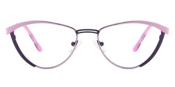 Cocoa Cat Eye eyeglasses