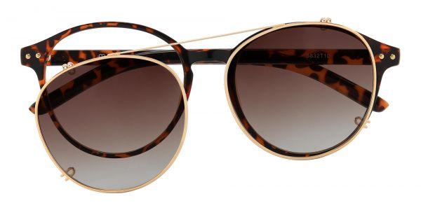 Sanger Round eyeglasses