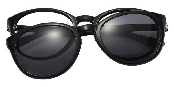 Saxon Oval eyeglasses