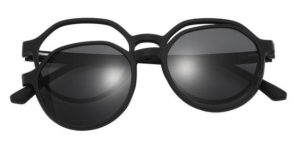 Rosebud Geometric eyeglasses