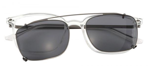 Luz Square eyeglasses