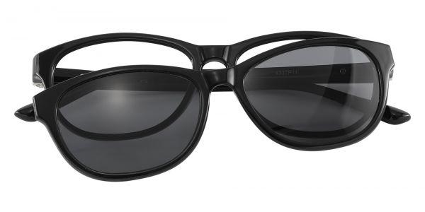 Valentine Oval eyeglasses