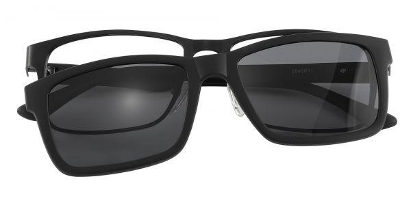 Carroll Rectangle eyeglasses