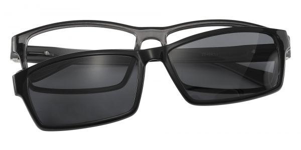 Elba Rectangle eyeglasses