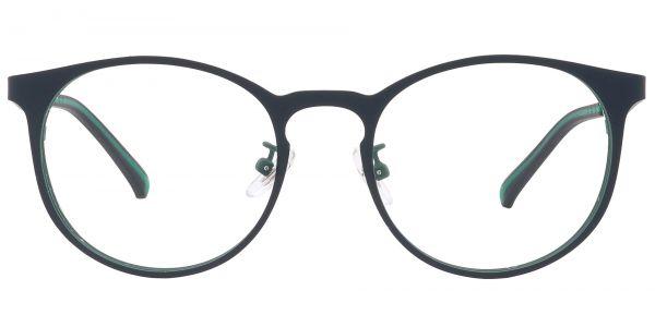 Wallace Oval eyeglasses