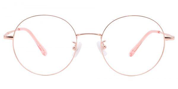 Moscato Round eyeglasses