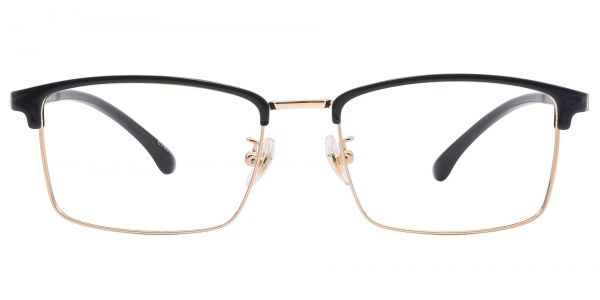 Young Browline eyeglasses