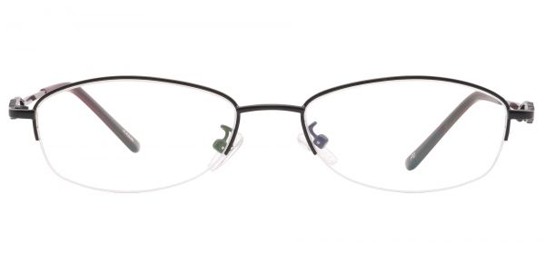 Claudia Oval eyeglasses