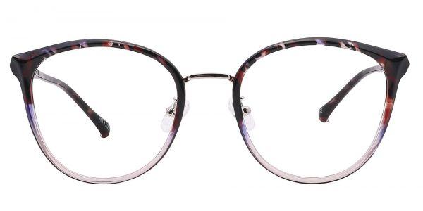 Michelle Round eyeglasses