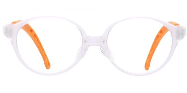 Zany Oval eyeglasses