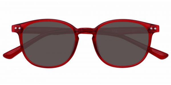 Holstein Oval Women's Prescription Sunglasses