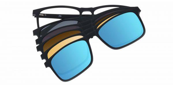 Cliff Rectangle eyeglasses