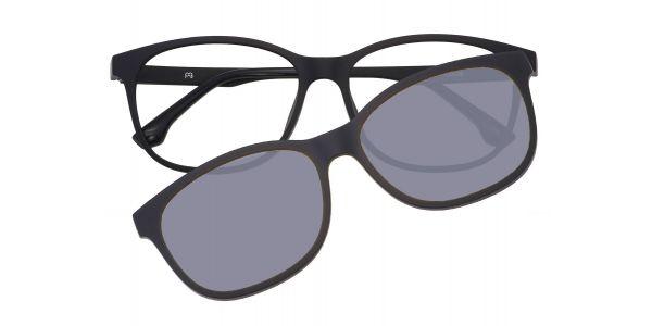 Library Oval Eyeglasses For Men