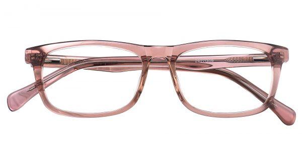 Avril Rectangle Eyeglasses For Kids